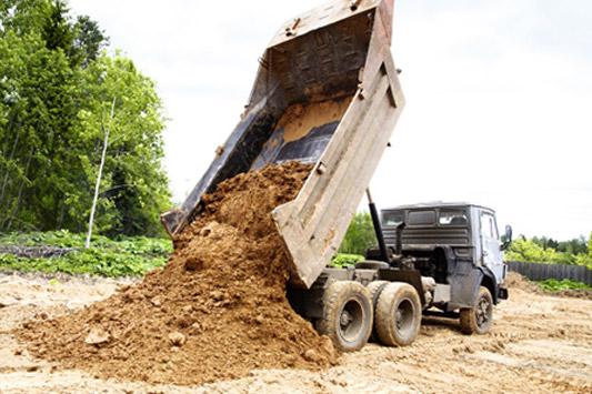 Location bulldozer
